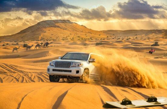 Desierto Safari 4x4 Dubai