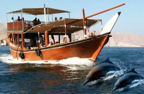 Oman Musandam DelfinesTour