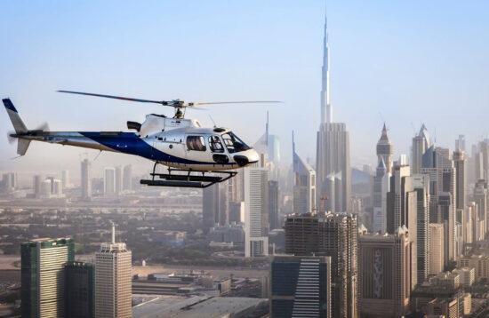 Helicoptere Tour Dubai