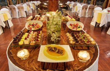 Dhow Dinner Cruise Buffet