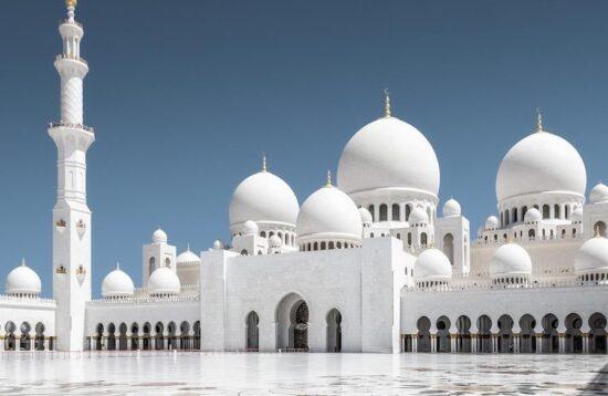 Sheikh Zayed Mosquée Abu Dhabi