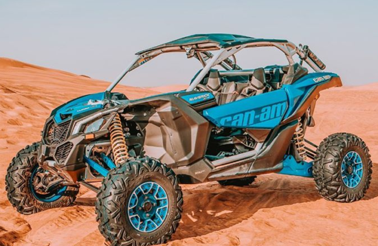 Buggy CAN AM Maverick 1000 CC Dubai