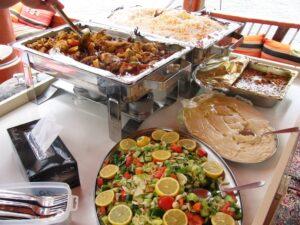Oman Musandam Buffet