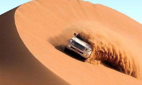 4X4 DESERT SAFARI - RendezVous Dubai