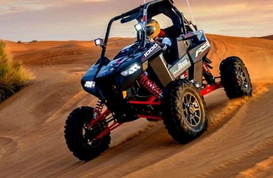 BUGGY POLARIS RS1 DUBAI