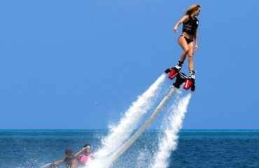 Water Flyboard Hoverboard Dubai