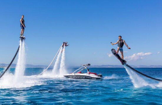 Water Flyboard Jetpack Hoverboard Dubai