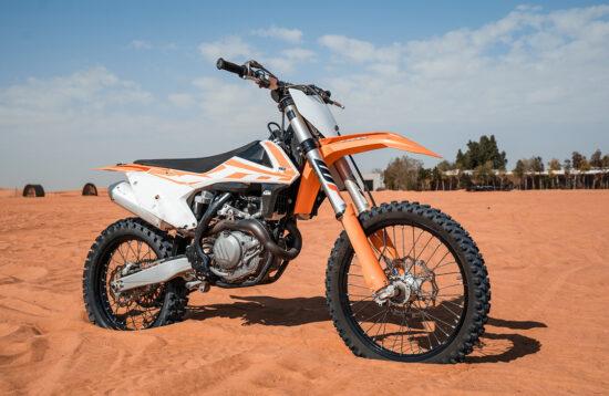 KTM 450 CC Dubai