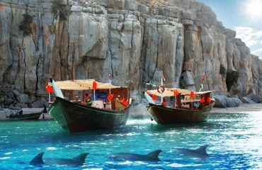Oman Musandam Doplhins Tour